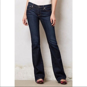 "AG Adriano Goldschmied ""The Merlot"" Jeans 30r"